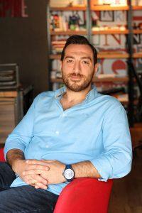 Bursa Reklamcılar Derneği Başkanı Yavuz Temel