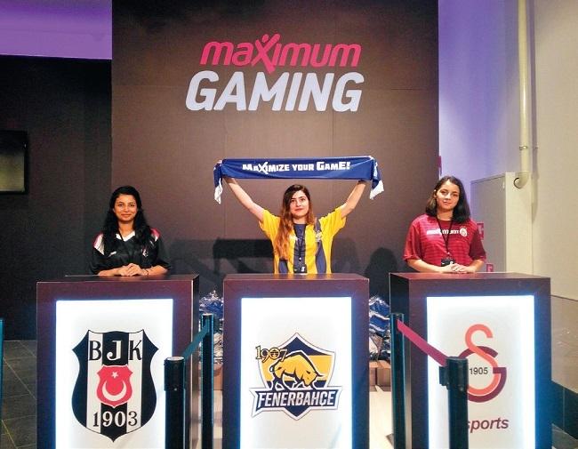 maximum gaming