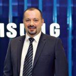 Samsung Electronics Türkiye Kurumsal Marka ve Pazarlamadan Sorumlu Genel Müdür Yardımcısı Ömer B. Gökpınar