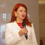 Dünya İletişim Forumu Genel Direktörü Yanina Dubeykovskaya