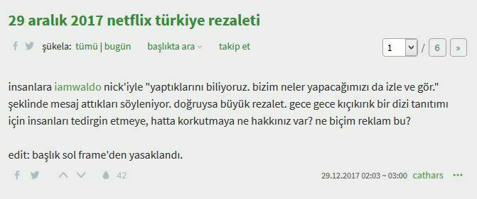 netflix rezalet