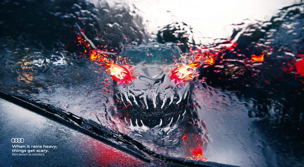 Audi Rain -Monster 1