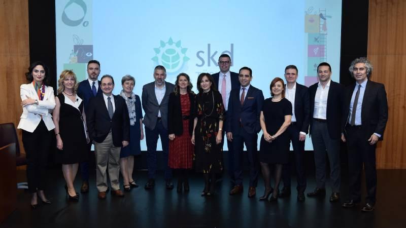 Ebru Dildar Edin yeniden SKD Başkanı seçildi.