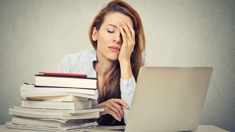 Stresli işlerde, çalışan kadınların diyabete yakalanma...