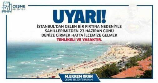 CHP'li belediyelerden İstanbullulara mizahi dozajı yüksek uyarılar