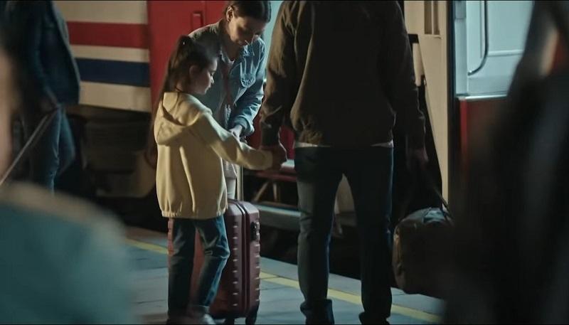 Kent'in kampanyası Çorlu tren kazasını hatırlattı,...