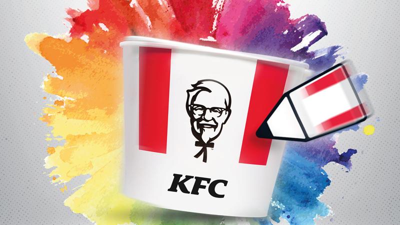 KFC 30'uncu yılında kovalarını tüketicilerine...
