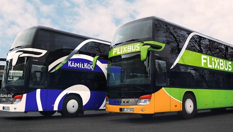 Kamil Koç Almanya merkezli seyahat girişimi FlixBus'a...