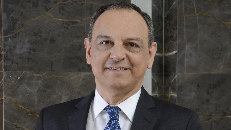 Burgan Bank'ın Yönetim Kurulu Başkanı Hakan Eminsoy...