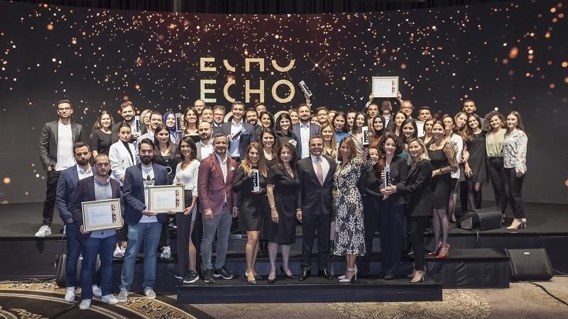 Türkiye'nin en büyük e-ticaret zirvesi ECHO Summit'te...