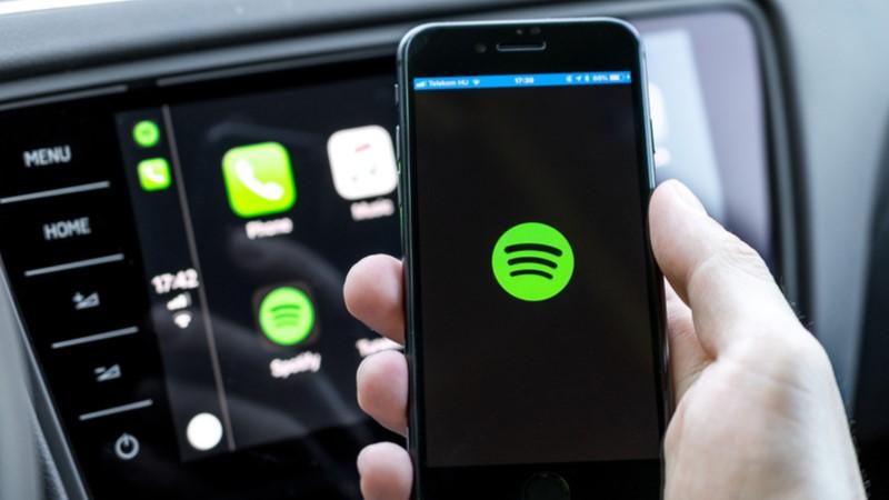 TOTAL istasyonları ve Spotify'dan yenilikçi iş birliği